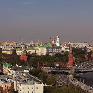 Croisière Saint-Pétersbourg-Moscou, jour 9, arrivée à Moscou