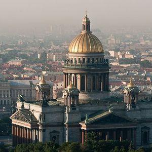 Croisière Saint-Pétersbourg-Moscou, jour 1 - centre ville de Pétersbourg