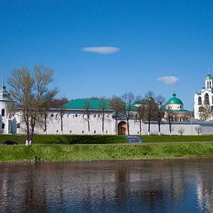Voyage sur l'anneau d'Or de la Russie - ville de Iarosoavl