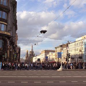 Croisière Moscou-Saint-Pétersbourg, version personnalisée, jour 12, départ de Saint-Pétersbourg
