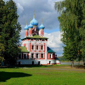 Croisière Saint-Pétersbourg - Moscou, jour 8, l'escale à Ouglitch