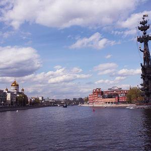Croisière Moscou-Saint-Pétersbourg, découverte de Moscou