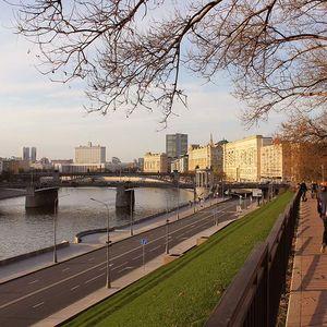 Croisière Moscou - Saint-Pétersbourg, jour 2 - découverte de Moscou