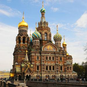 Храм Спаса-на-крови в Санкт-Петербурге - экскурсия на французском, английском, испанском, португальском языках