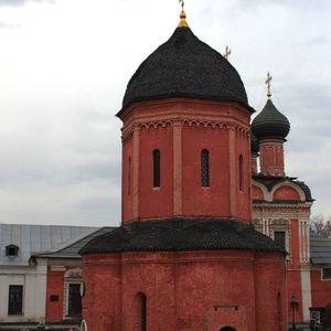 L'église Saint-Pierre au Monastère Vyssoko-Petrovsky (Saint-Pierre-le-Haut)