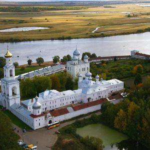 monastère Saint-Georges à Novgorod la Grande