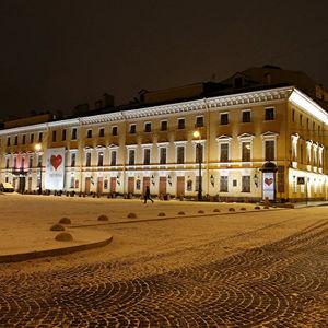 Teatro Mijáilovski en San Petersburgo