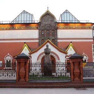 Visita guiada a la Galería Tretyakov en Moscú