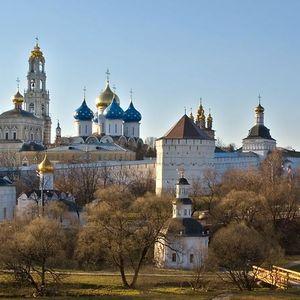Trinity Lavra of St. Sergius monastery