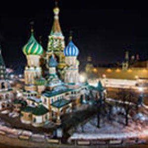 Moscow tour guide in English, Spanish, Portuguese, French, German
