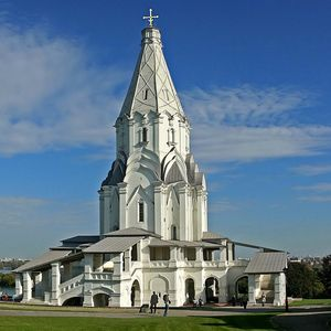 L'Église de l'Ascension à Kolomenskoye, Moscou