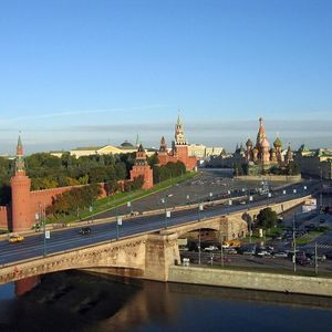 Moscow in 1 day: a guided tour in English