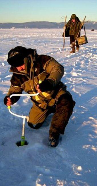 Pêche au Lac Baïkal - les meilleures activités au lac Baïkal