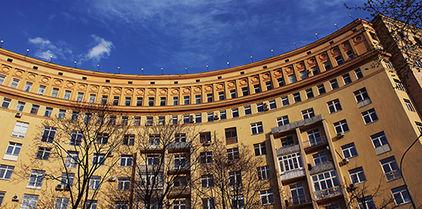 l'architecture stalinienne à Moscou - visite guidée