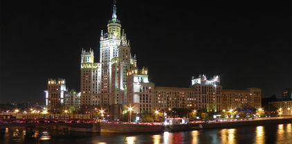 L'époque de Staline à Mosou: la vie et l'architecture. Une visite thématique avec un guide francophone
