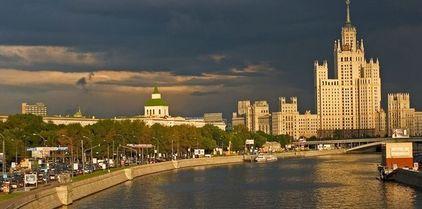 Сталинские высотки Москвы