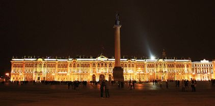 Saint Petersburg in 3 days - Winter Palace