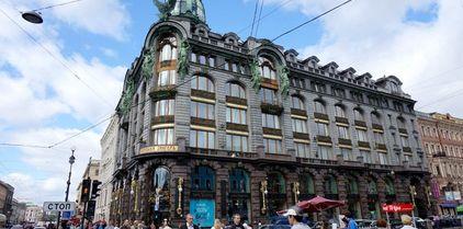 Avenida Nevski, San Petersburgo en 1 día