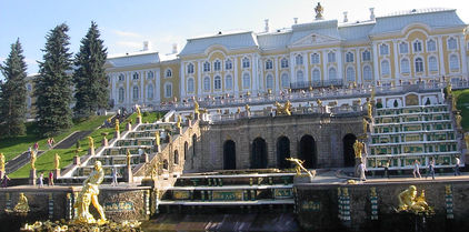 Peterhof Grand Palace - guided tour in English