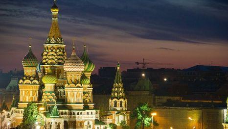 Basilius-Kathedrale, Roter Platz, Moskau