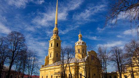 Cathédrale Pierre-et-Paul de Saint-Pétersbourg