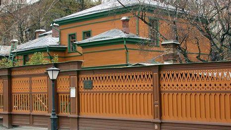 Leo Tolstoy house museum in Khamovniki, guided tour