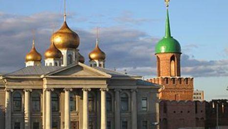 Le Kremlin de Toula