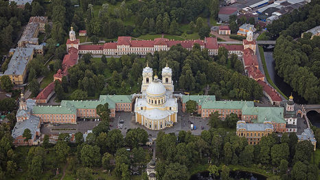 Monastère de la Sainte-Trinité-Alexandre-Nevski
