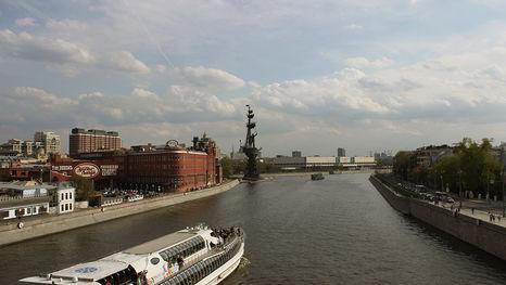 Crucero en el río Moscova: paseo en el barco por el río Moscova