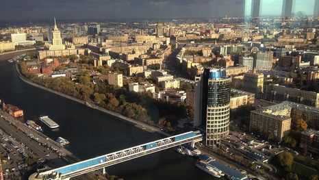 Moscow Panoramic tour with local guide in English, French, Spanish, Portuguese, German language