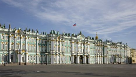 Visite guidée du musée de l'Ermitage de Saint-Pétersbourg en français