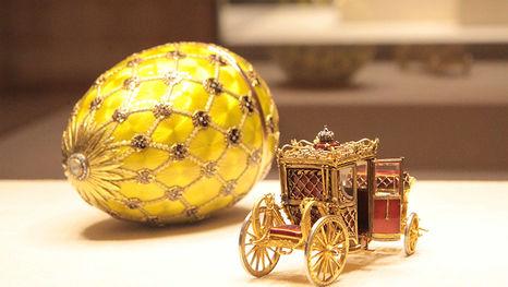 Fabergé Museum in Saint Petersburg