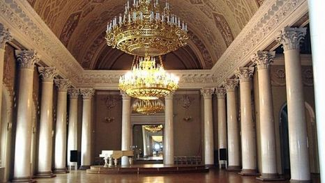 Экскурсия в Юсуповский дворец на английском, французском, испанском, португальском языках