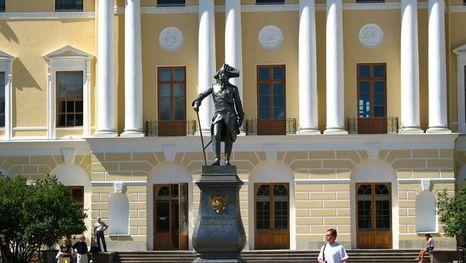 Павловский дворец, экскурсия на иностранном языке