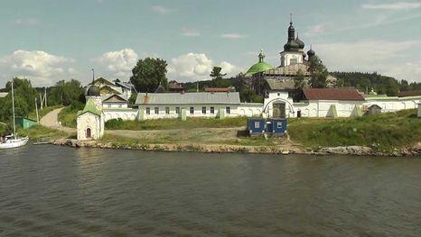 Village de Goritsy - escale de croisière Moscou-Saint-Pétersbourg