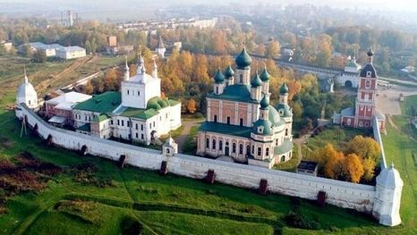 Pereslavl-Zalesski, l'anneau d'or de la Russie