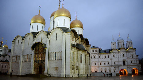 Cathedral of the Assumption of Moscow Kremlin