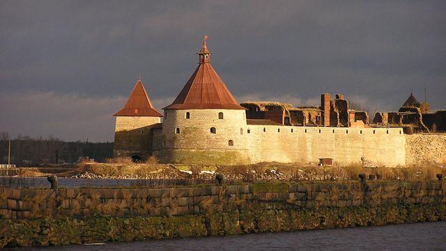 Croisière Saint-Pétersbourg-Moscou sur la Volga, version classique