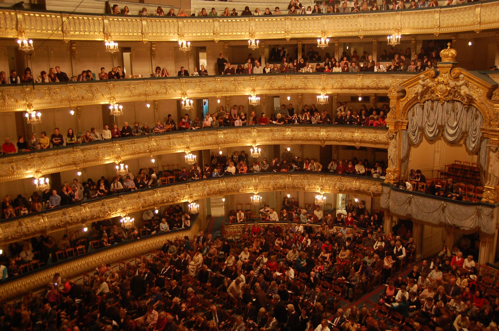 mariinsky theatre ii Answer 1 of 11: hi, we are trying to select the seats for the mariinsky theater ii for le corsaire ballet any suggestions where to seat for best views we are looking at the middle front section (not the most expensive one.