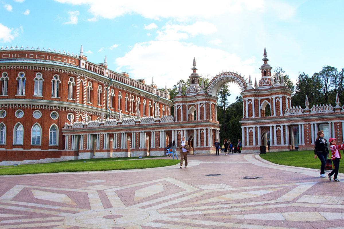 Картинки по запросу Царицыно москва