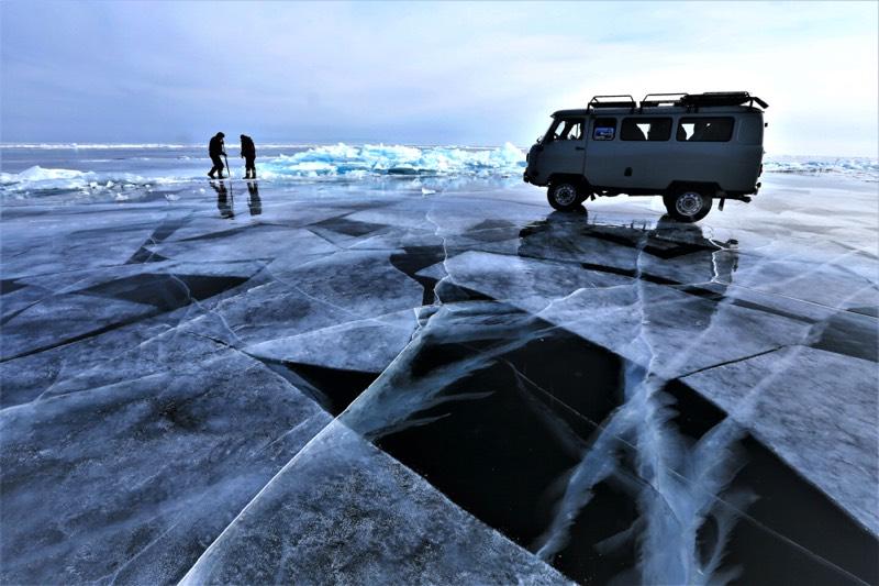 Séjour au Lac Baïkal en hiver et en été