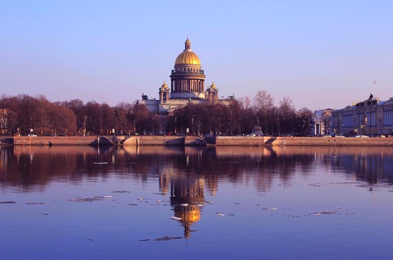 Programmes de séjour à Saint-Pétersbourg