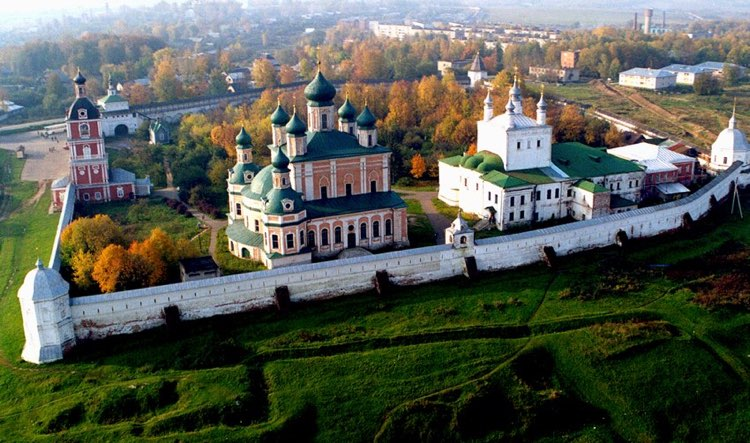 Circuits dans l'anneau d'Or de Russie: créez votre voyage